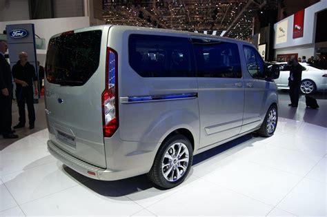 ford tourneo custom concept car  catalog