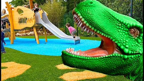 dino island family fun amusement theme park giant life
