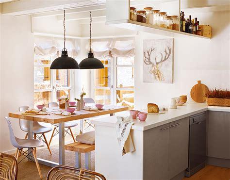 claves  abrir la cocina al comedor  el salon  ganar