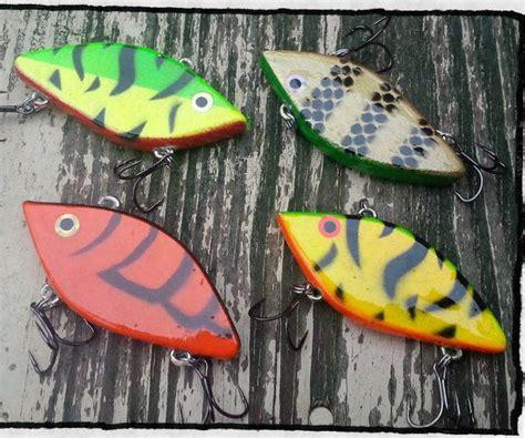 diy fishing lure lipless crankbait  steps  pictures