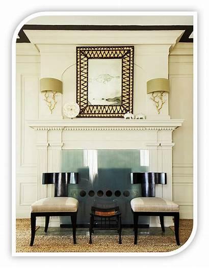Living Lighting Sconces Candle Interior Shape