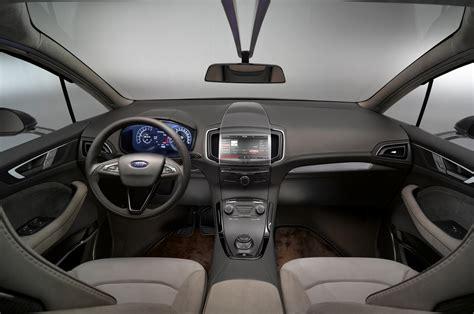 k k interiors ford s max concept la gu 237 a de dise 241 o futuro monovolumen