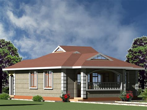 simple small  bedroom house plan hpd consult