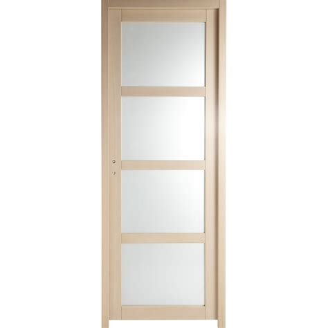 bloc porte h 234 tre plaqu 233 h 234 tre vitree artens h 204 x