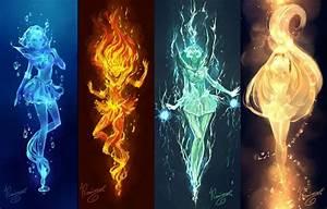 Wallpaper art, electricity, mizuno ami, kaminary, anime ...
