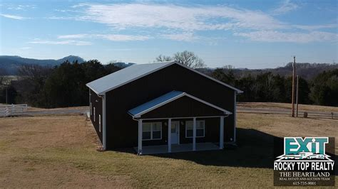 """Therefore, the quantity shown may not be available. For Sale: """"Barndominium"""" 4 Lakeview Drive - Carthage, TN ..."""