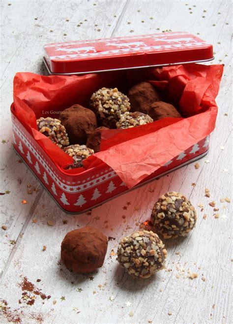 cuisiner les truffes recettes de truffes au chocolat par les gourmandises de