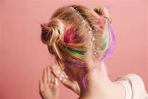 This Is How To Get Unicorn Hair Without Permanently