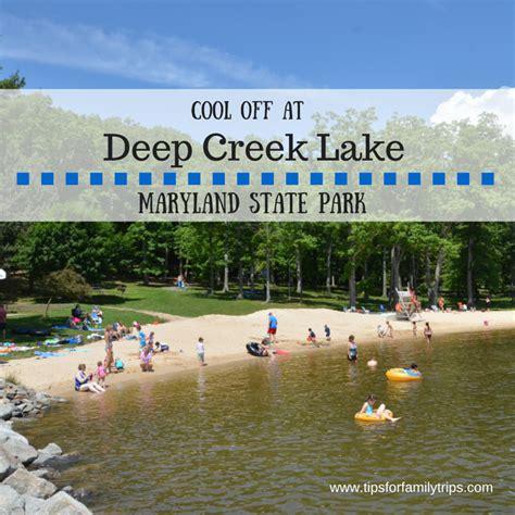 Deep creek state park camping. Cool off at Deep Creek Lake State Park, Maryland - Tips ...