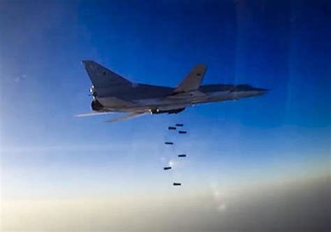 russian range bomber russian u s jets encounter syria