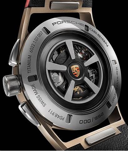 Porsche Heritage Reloj 4s Targa Chronograph Tiene