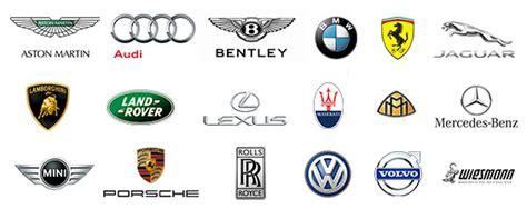 Luxury Rental Car Fleet