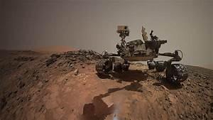 NASA's Mars Curiosity Rover leaves Marias Pass heading ...