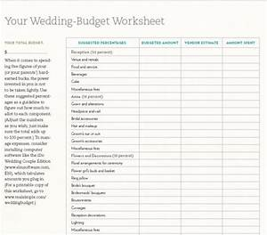 7 best images of wedding expense sheet printable free With things to budget for a wedding