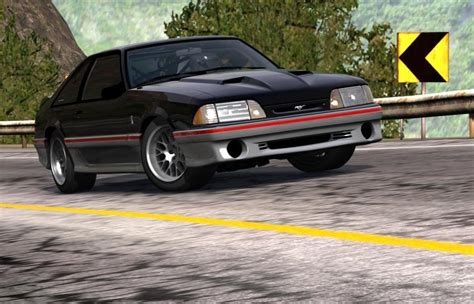 Fox Mustang Wallpaper by Foxbody Mustangs Forza Motorsports 3 Photo 18807451
