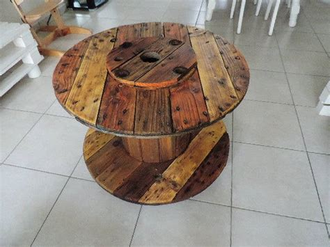 Transformer Un Touret En Table Basse Table Basse Bar En Touret Guide Astuces