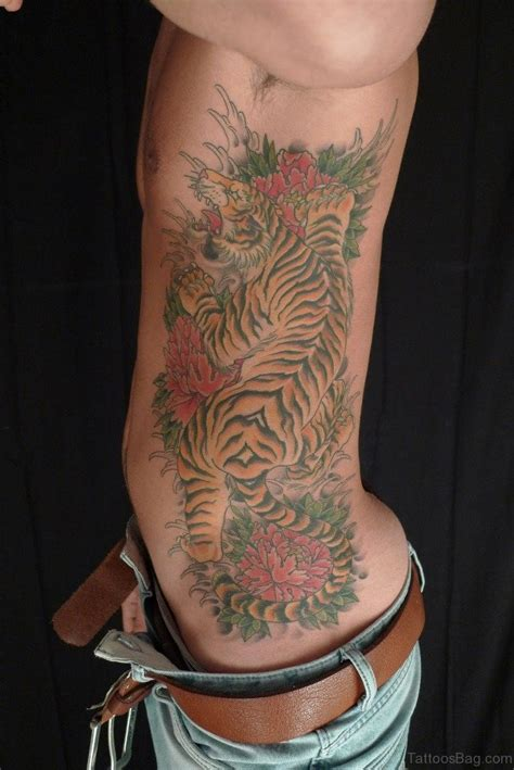 fabulous tiger tattoos  rib