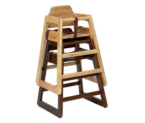 stacking childrens high stool for dining in restaurants