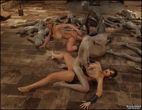 Blackadder The Trip To Egypt 3 Free Porn Comix Online