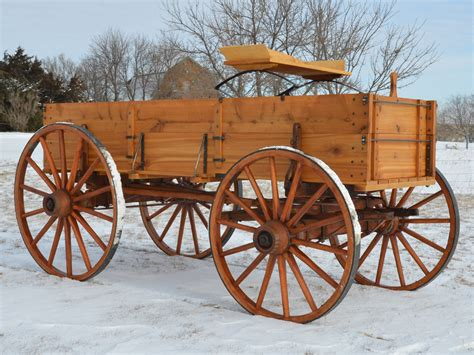 Rustic Western Display Wagon Display Wagons & Carts