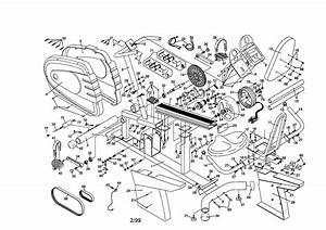 Reebok Model Rbex33180 Cycle Genuine Parts