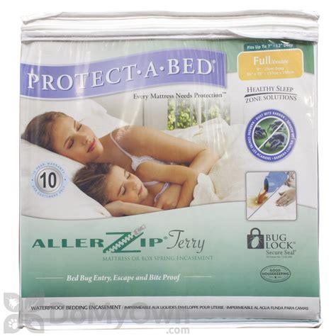 Protect A Bed Allerzip by Bed Bug Mattress Cover Protect A Bed Allerzip Mattress