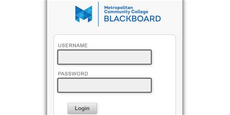 Mcc Blackboard Login- Metropolitan Community College