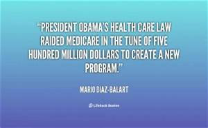 Quotes On Obama... Obama Health Insurance Quotes