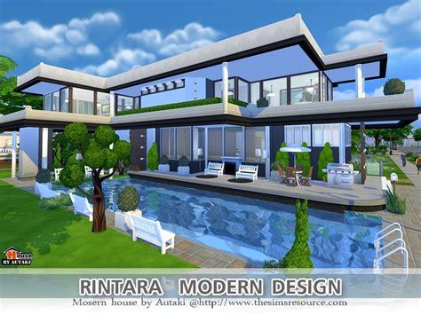 Home Design Resources : Autaki's Rintara Modern Design