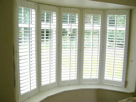 awesome bay window blinds curtain blinds  windows