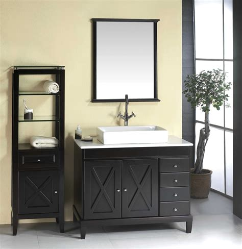 mirror ideas for bathroom vanity bathroom vanities ideas with sink and vanity also mirror and cabinets from wooden vanity with