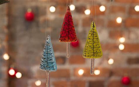 glass christmas decoration hylands estate