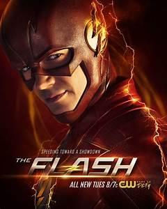 Image - The Flash season 4 poster - Speeding Toward a ...