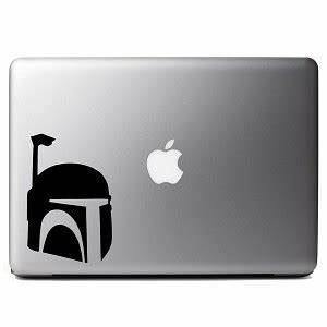 boba fett helmet silhouette vinyl sticker laptop decal With kitchen colors with white cabinets with boba fett sticker