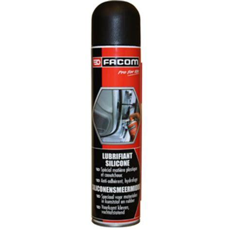 produit nettoyage siege auto lubrifiant silicone aérosol 300 ml facom feu vert