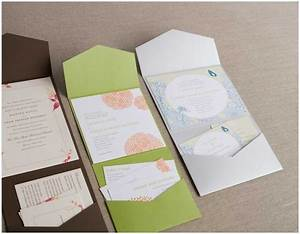 pocket fold wedding invitations cheap cards wedding With different types of wedding invitation paper
