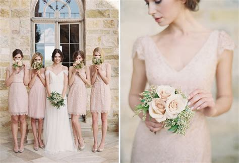 The Most Romantic & Elegant Bridesmaid Dresses