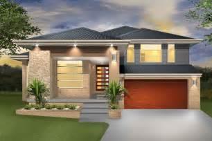 Genius Sloping Block House Design by Denman Split Level Sloping Block Marksman Homes