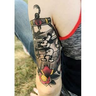 Steamboat Willie Tattoo by 723 Best Old School Images On Pinterest American