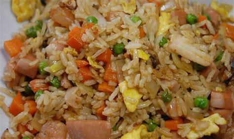 recette de cuisine quiche au poulet riz cantonais aux fruits de mer recette az