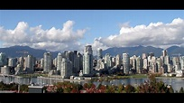 The City of Vancouver, BC, Canada - YouTube