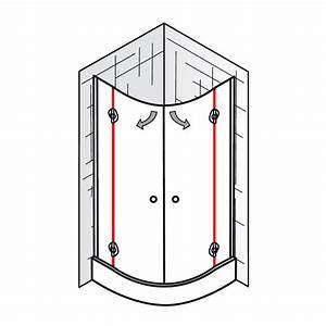 Duscholux Duschkabine Ersatzteile : dichtung vertikal et premium runddusche 4 teilig ~ Watch28wear.com Haus und Dekorationen