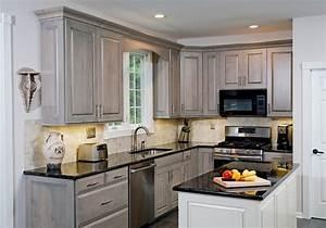 Gray Kitchens Kitchen Cabinet Refacing LFIKitchens