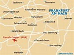 Frankfurt Maps and Orientation: Frankfurt, Hesse, Germany