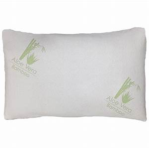 aloe bamboo pillow With bamboo pillow customer service