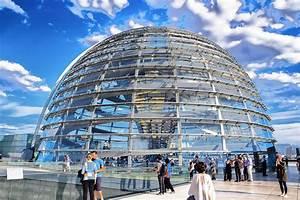 Dome House Deutschland : glass dome the national parliament of the federal ~ Watch28wear.com Haus und Dekorationen