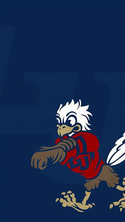 Liberty Mobile Wallpapers Mascot University Sparky Backgrounds