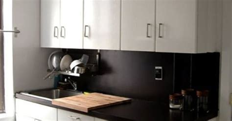 how to do a backsplash in kitchen 10 ways we ve disguised rental kitchen countertops 9387
