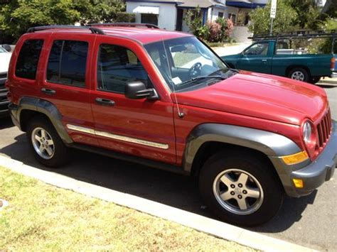 Purchase Used 2006 Jeep Liberty 65th Anniversary Edition