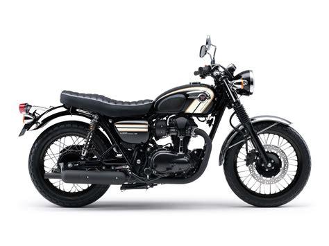2016 Kawasaki W800 Special Edition